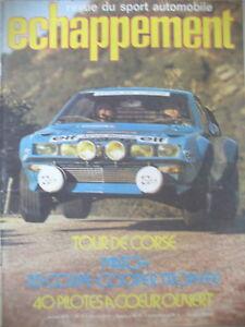 75-RALLYE-TOUR-DE-CORSE-R5-COUPE-GORDINI-COOPER-TROPHeE-J-TODT-ECHAPPEMENT-1975