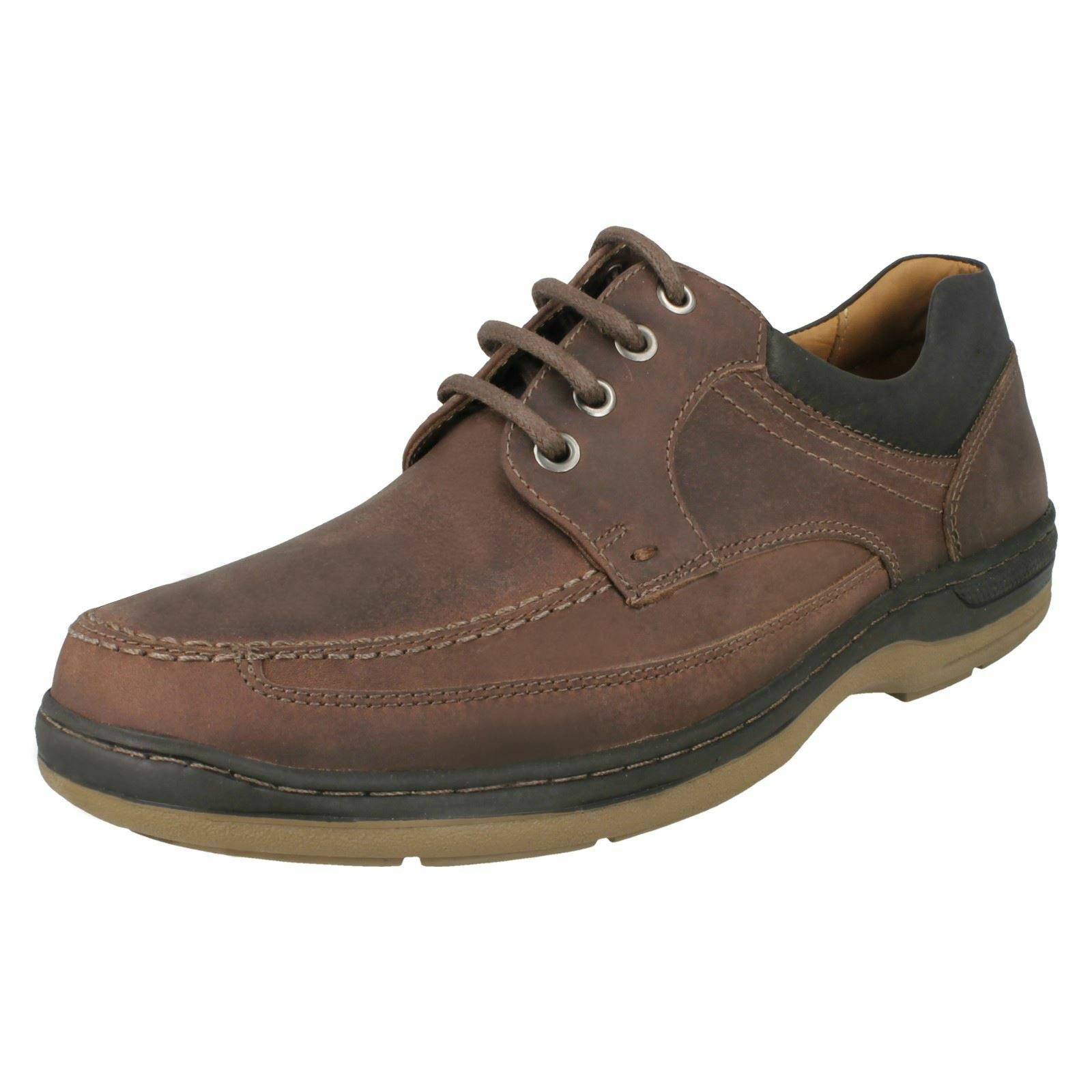 Herren Anatomic Anatomic Anatomic Braun waxed Leder Lace Up Schuhes Gurupi c7e2cd