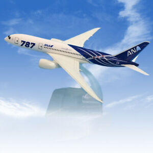 1-400-Japan-Air-ANA-Airlines-Boeing-B787-8-Diecast-Airplane-Plane-Model-Toy
