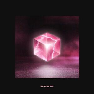 Details about BLACKPINK-[Square Up]1st Mini Album Black  CD+Book+Lyrics+Selfie+Card+Gift