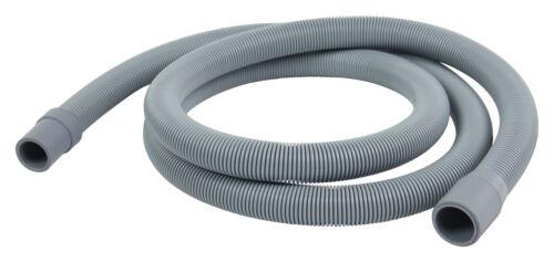 21 mm Geschirrspüler 1,8 m gerade Ablaufschlauch für Waschmaschine u 19 mm