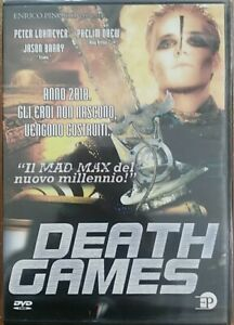 Death-Games-DVD-Nuovo-sigillato-EP-Enrico-Pinocci