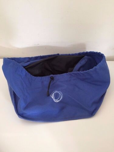Bugaboo Baby Stroller Underseat Storage Bag Basket Cameleon Blue Storage Boy