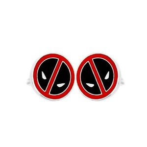 Marvel-Comics-Deadpool-Cufflinks