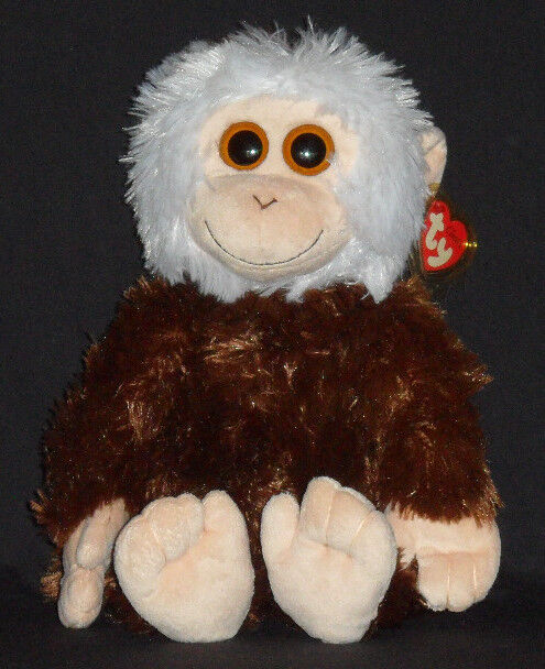 TY CLASSIC PLUSH - DEXTER the MONKEY  – MINT with MINT TAGS