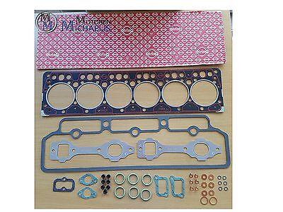 Unimog 406,424,41 Dichtung Ölfiltergehäuse zu Motorblock OM 352,353,356,357,366