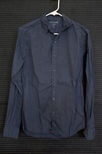 Poplin Extra Mannen Work Blue Shirt XsNavy Khaki Small Nieuw Save jSpMqzVGUL