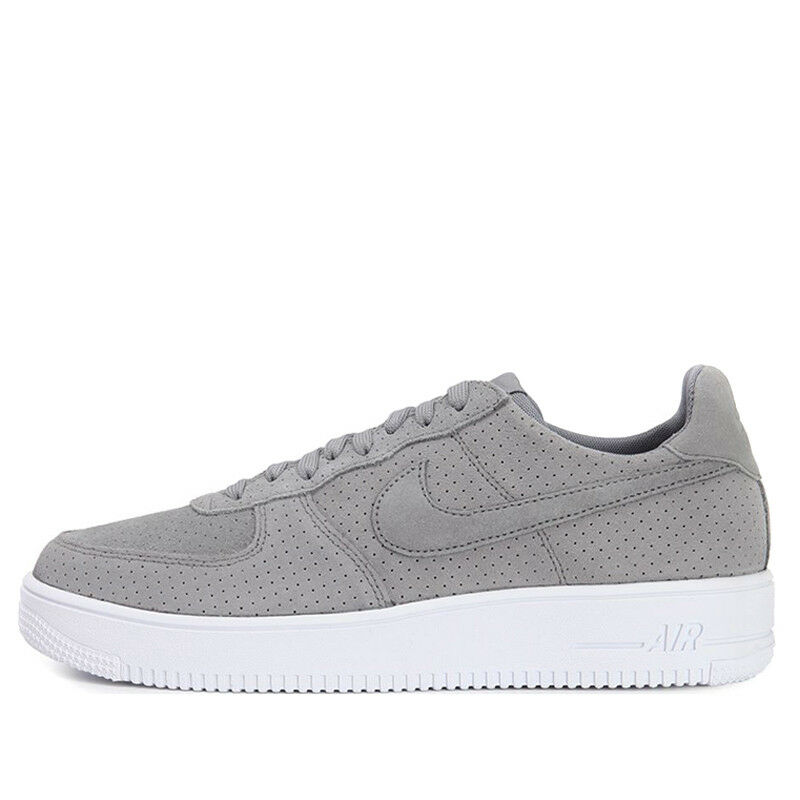 Nike Men Air Force 1 Ultraforce US7-11 Sneakers Grey White 818735-009 US7-11 Ultraforce 04' 556ad9