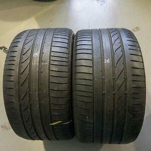 2x-Bridgestone-Dueler-H-P-Sport-315-35-R20-110W-DOT-0216-5-mm-Sommerreifen