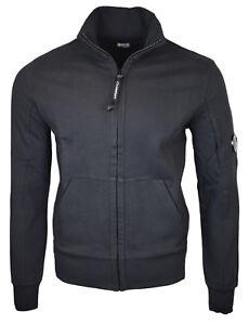 Aw Lens £195 Full Zip Cp Rrp Bnwt Arm Sweatshirt 18 Coffee Black Company 5BB4qwTO
