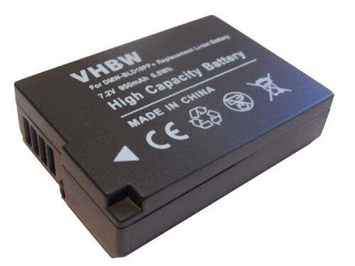 Chip De Batería 950mAh para Panasonic Lumix DMC-G3//DMC-G3K//DMC-G3W