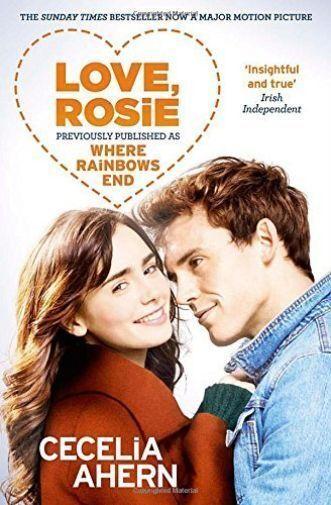 """AS NEW"" Ahern, Cecelia, Love, Rosie (Where Rainbows End), Book"