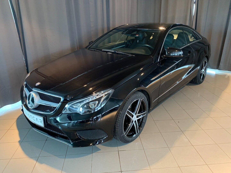 Mercedes E350 3,5 Coupé aut.