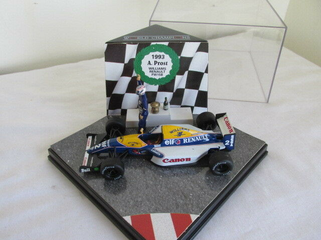 FORMULE 1 WILLIAMS RENAULT FW15B CHAMPION DU MONDE 1993