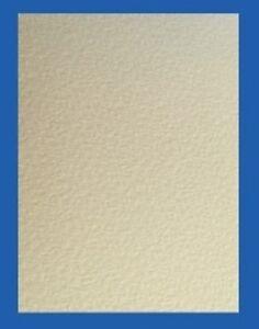50-x-A4-WHITE-IVORY-255GSM-HAMMER-LINEN-TEXTURED-CARD