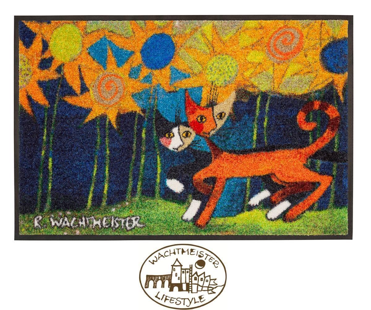 Zerbino Wachtmeister via di Girasole 50 x 75 cm Tappetino Lavabile 40°C