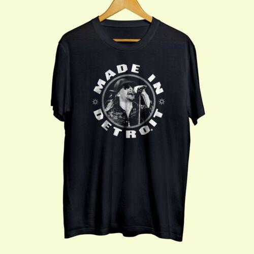 New Kid Rock Made in Detroit Restaurant 2 T-shirt Cotton 100/% Brand New