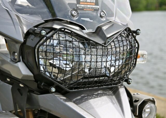 Holan Headlight Lens Guard - Triumph Tiger 800 / XC - Tiger Explorer 1200 / XC