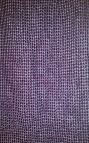 Gonna J Purple Tweed Side Crew Women Slings 6 Size Grey Black Pencil Darting RwwTZqI