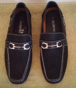 SIZE 12 GOOD CONDITION. AKADEMIKS MEN'S LOAFER