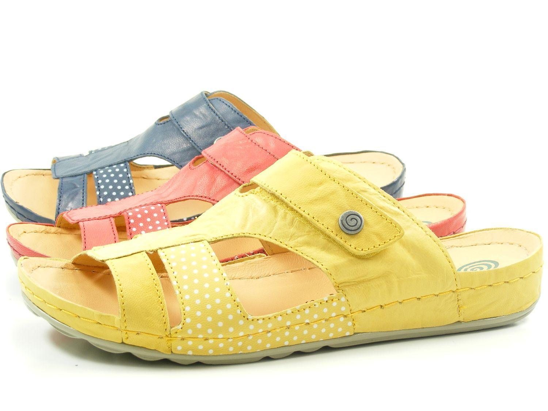 El Dr. brinkmann 701032 zapatos señora sandalias Clogs