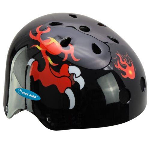 und Skaterhelm Freestyle Gr 54-58 cm Monz IDEALE Kinder-Fahrradhelm Helm BMX