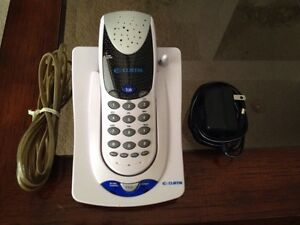 Curtis-Cordless-Phone-Model-TC967-With-Page-Redial-flash-Mode-Compact