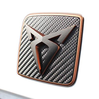 SE013 Emblem Set di pellicole protettive anteriori e posteriori con adesivo per volante
