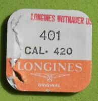 Vintage Longines 420 Watch Winding Stem Genuine Longines Part 401
