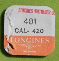 Vintage Longines 420 Watch Winding Stem Genuine Longines Part 401
