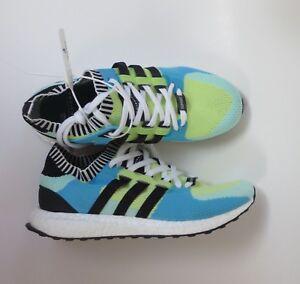 pretty nice d0e6b e9b06 Image is loading adidas-EQT-Support-Ultra-PK-Primeknit-Boost-Sneakers-