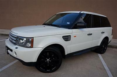 Land Rover: Range Rover Sport SUPERCHARGED