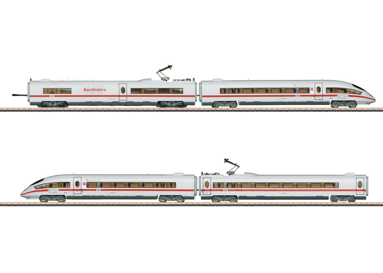 Märklin 88715 ad alta velocità velocità velocità TRIEBZUG ICE 3 406 MF DB AG 4 pezzi  neu OVP 820e8b