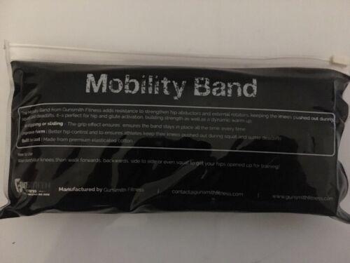 Armaiolo Fitness mobilità Premium Elasticizzato Fascia media resistenza Nuovo di Zecca