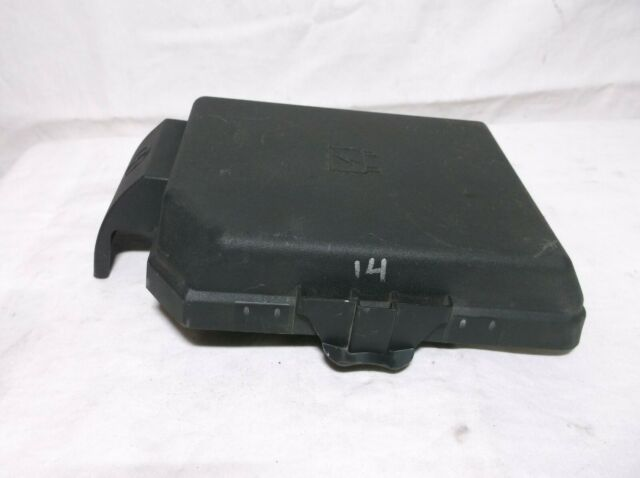 08  Fuse   Relay   Box Lid   Cover