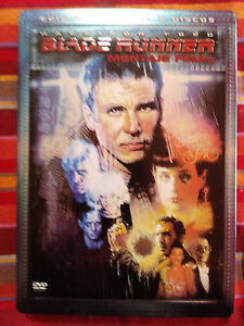 BLADE-RUNNER-MONTAJE-FINAL-2-X-DVD-STEELBOOK-HARRISON-FORD-ESPANOL-ENGLISH