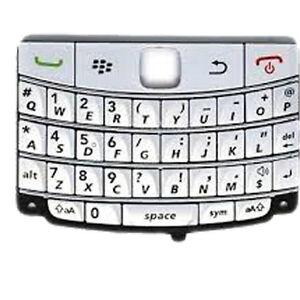 Botones-De-Teclado-Teclado-Qwerty-pieza-de-reparacion-para-Blackberry-Bold-9700-9780-Blanco