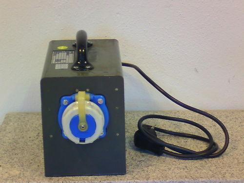 Transformator Trafo 230 V sec sec sec 230 V 2,74 A 630 VA | Schönes Aussehen  be5d85