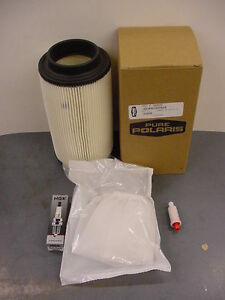 Tune up kit air filter plug Polaris 01-04 sportsman 500 H.O.
