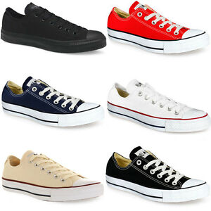 Converse-CT-All-Star-Low-Unisex-Trainers-For-Mens-Womens-Canvas-Sneakers-New