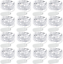 Olafus 16 Pack Fairy Lights Battery Operated Ip68 Waterproof Mini Firefly Strin