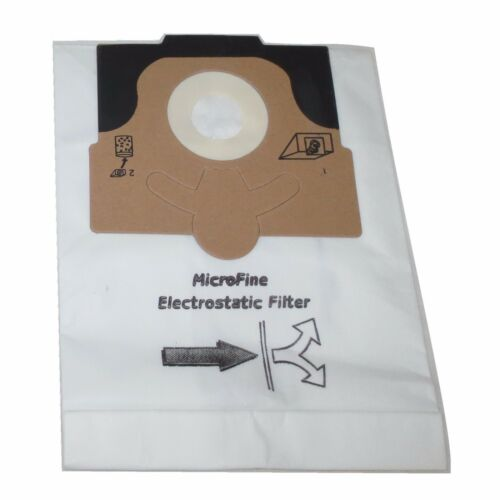 Eureka Style EX Vacuum Bags Micro Lined Allergen Filtration Power Team Type Vac