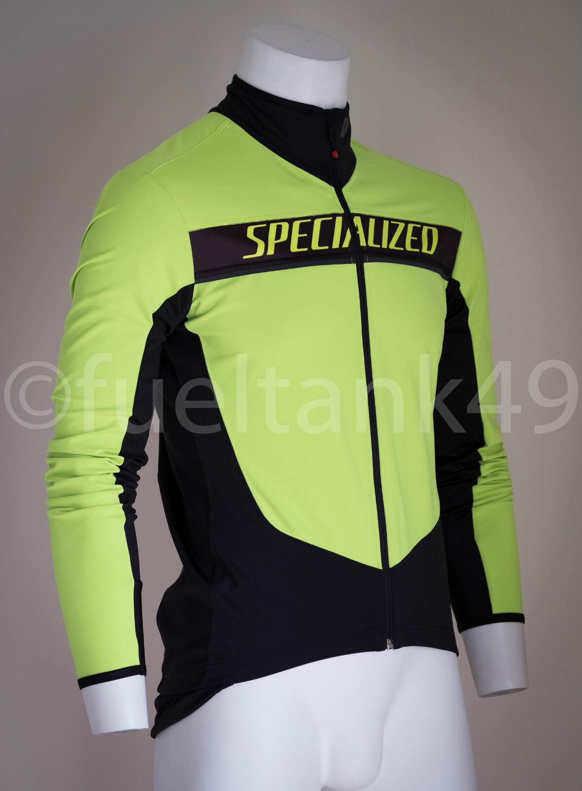 Specialized Element SL Race Long Sleeve Jersey Size Large