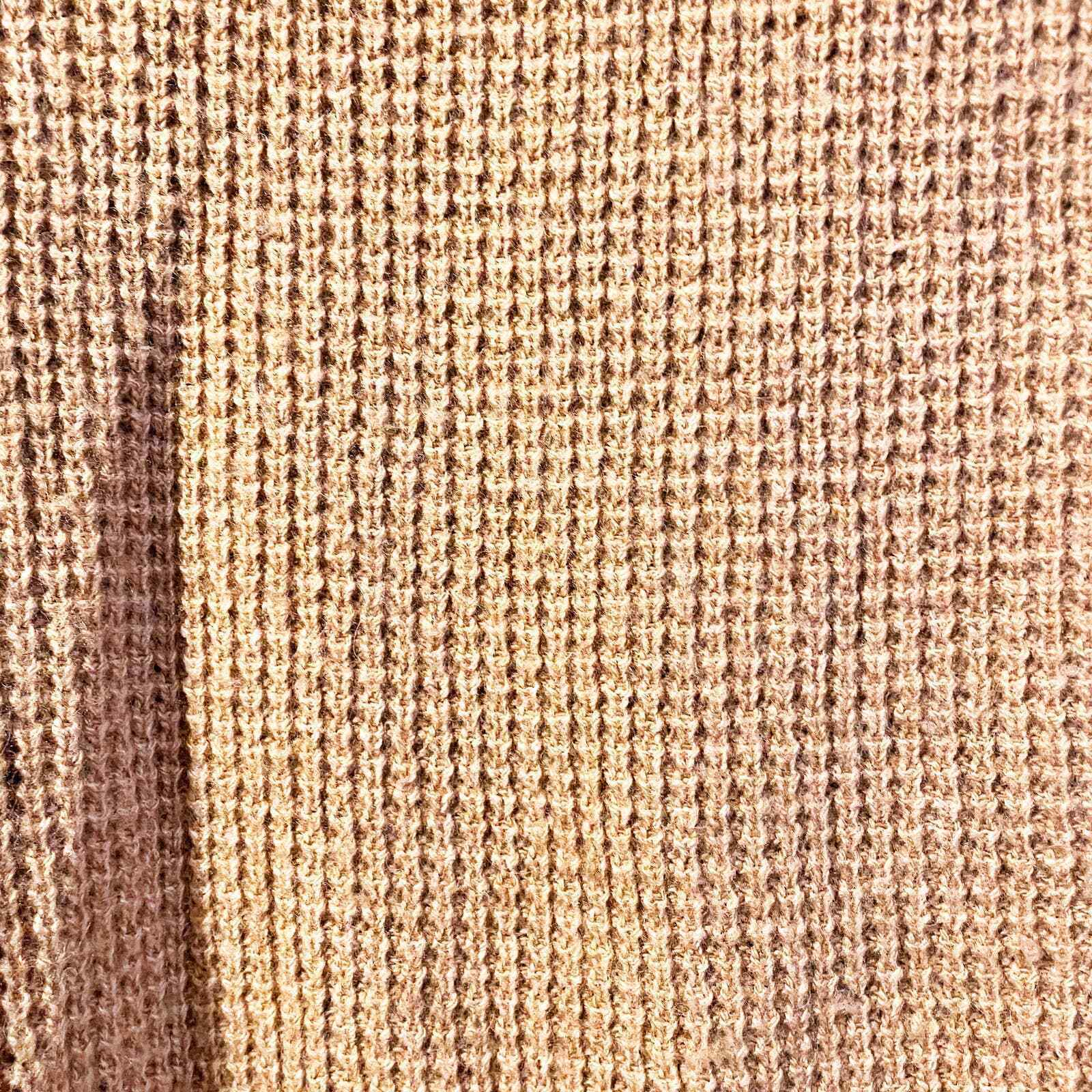 J.Crew Waffle Knit Textured Sweater Small - image 5