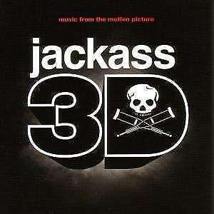 Jackass 3d - O.S.T. Original Soundtrack - Colonna Sonora Originale CD