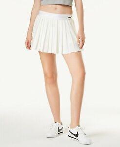 Nike Women's NWT Court Dri-FIT Pleated Tennis Skort Skirt Short SZ S M L XL $90