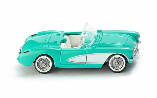 Wiking 081904 Chevrolet Corvette-turquesa 1:87 h0//nuevo//en el embalaje original
