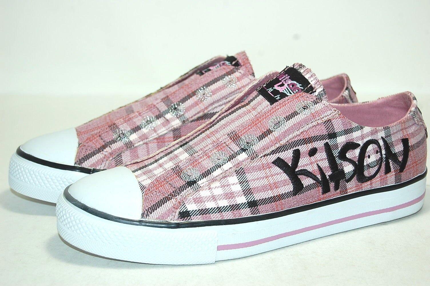 Original Kitson Smile 34521 BKPK Casual donna scarpe