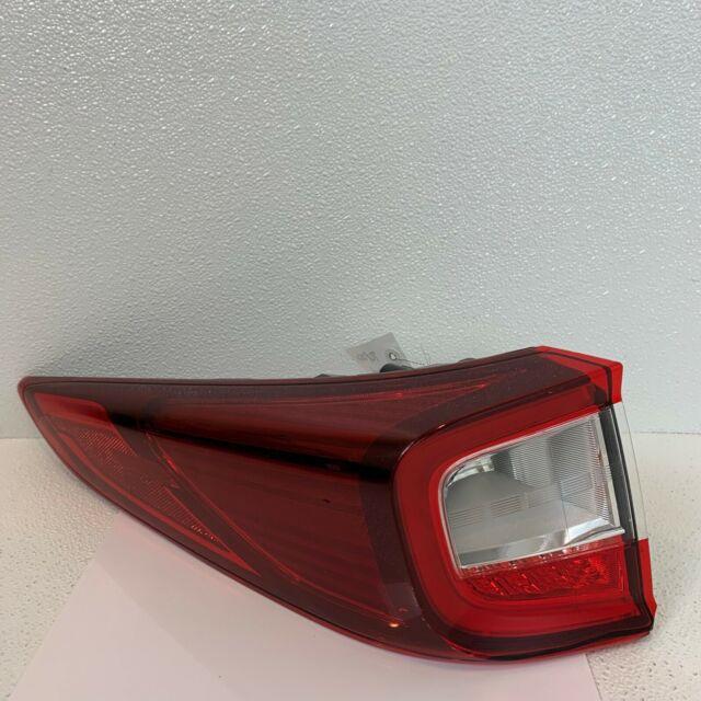 2019 2020 Acura RDX Left Driver Side LED Tail Light Lamp