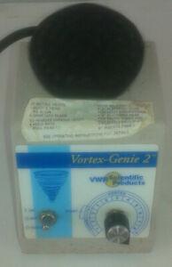 VWR-Scientific-Vortex-Genie-2-Model-G-560